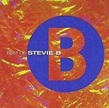 STEVIE B - Best Of - CD New Sealed