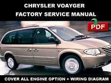 chrysler voyager workshop manual ebay rh ebay ie