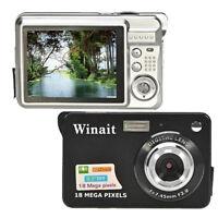 Brand New HD 720P 18 Mega Pixels CMOS 2.7 inch TFT LCD Screen Digital Camera