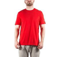 NEW Men's PUMA Blank Tee T-Shirt Red size XL $25 NWT