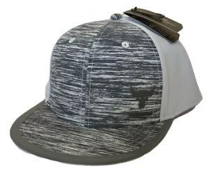Under Armour Project Rock ATB Gray Flat Brim Hat  Unisex