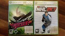 2x Xbox 360 Spiele