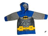 Western Chief Raincoat Batman Hooded Children's Boys 4T