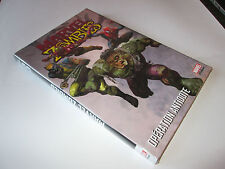 MARVEL ZOMBIES ..operation antidote ..tome 3... NEUF. (panini comics)...