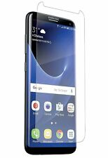 ZAGG Full Screen HD Dry Invisible Shield Screen Protector for Samsung S8 Plus
