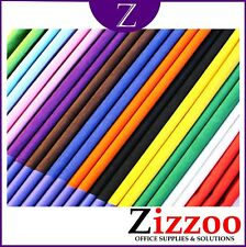 CREPE PAPER 3M X 0.5M FOR CRAFTS AND GIFT PACKAGING IN VAR COLOURS + METALLIC