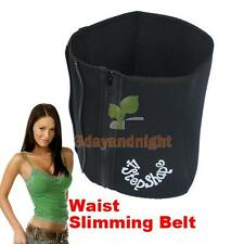 Soft Tight Slim Exercise Waist Belt Wrap Fat Burner Belly Cellulite Lost Weight