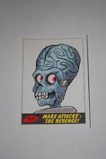 Martian Sketch Card-2017 Topps Mars Attacks The Revenge-Eric Kowalick-1/1