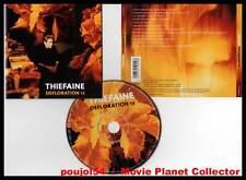 """HUBERT-FELIX THIEFAINE """"Defloration 13"""" (CD Digipack) 2001"""