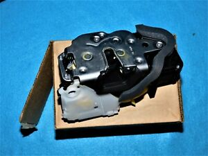 🔥 NOS 2010 2017 BUICK CHEVY CADILLAC GMC LEFT REAR DOOR LATCH ASSEMBLY GM