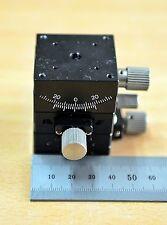 MMT Stage Positioner T1-418-A4,D2-418-L6 X 2 (40mm X 40mm X 49mm) free ship