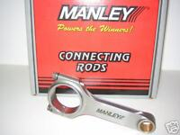"""Manley BBC Forged H-beam Rods  6.385""""  14062-8"""