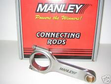 Manley Chev LS-1 Forged H-beam Rods  - Lite  Series