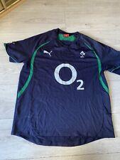 Ireland Rugby Shirt Size Large