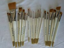24 ROYAL LANGNICKEL TK-21 CRAFTS AMERICA PAINT BRUSHES NEW PACK