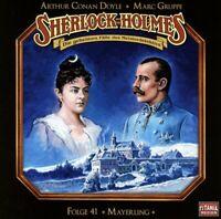 Sherlock Holmes - Folge 41: Mayerling. Hörspiel. Altes Blut 2CD NEU OVP
