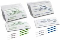 20 Ovulation Tests 2 Pregnancy Test Fertility Urine Home Kits One Step