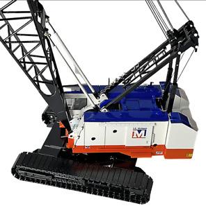 Manitowoc 4100W Crawler Crane - JE McAmis Weiss Bros 1:50 Scale #WBR030-1205 New