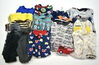 Wholesale Bulk Boy's Newborn-9 Months Sleepers, One-Pieces, & Pants Lot of 15