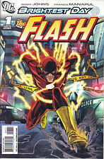 The Flash #1 (Dc, 2010) Brightest Day Tie-In
