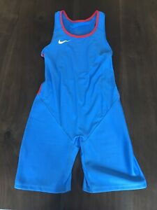 Nike weightlifting singlet. Hardly Used. Great Condition No Tears.