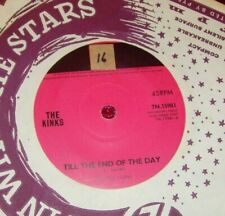 THE KINKS - TILL THE END OF THE DAY - 7'' EX/7N 15981/A1-B1/1965 UK