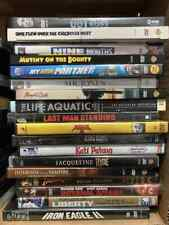 Pick & Choose Dvds Classic Cult Some Sealed Out of Print All Under $5 Flat Ship