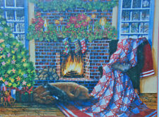 .PUZZLE...JIGSAW...PHALEN..Not A Creature Was Stirring....500pc..Factory Sealed