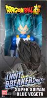 "Dragon Ball Super ~ 12"" SUPER SAIYAN BLUE VEGETA FIGURE ~ Limit Breaker Series"