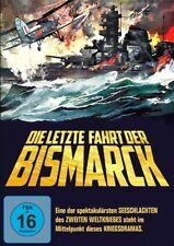 DIE LETZTE FAHRT DER BISMARCK (KENNETH MORE, DANA WYNTER, ...) DVD NEU