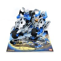 LEGO Bionicle Kaxium V3 Set 8993 Complete with Instructions No Box
