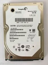 "Seagate ST9160821AS 160GB 5400RPM 8MB 2.5"" SATA Hard Disk Drive For PC.MAC PS3.."