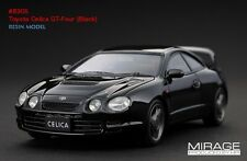 LAST ONE! HPI #8305 Toyota Celica GT-Four Black 1/43 RESIN Model JDM