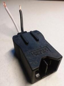 1X POWER WHEELS CHARGER / CAR VEHICLE FEMALE PLUG CONNECTOR  6V 12V 18V 24V
