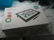 """More details for wacom one creative pen display dtc133w0b 13.3"""""""