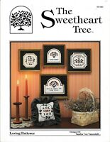 Loving Patience Counted Cross Stitch | The Sweetheart Tree #SV-020
