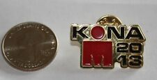 2013 IRONMAN HAWAII WORLD TRIATHLON COLLECTORSANNUAL PIN100%ORIGINAL