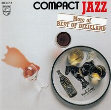 COMPACT JAZZ - MORE OF BEST OF DIXIELAND / CD (PHILIPS 838 347-2) - TOP-ZUSTAND