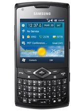 BRAND NEW SAMSUNG OMNIA PRO GT-B7350 - SMARTPHONE - BLACK -  UNLOCKED