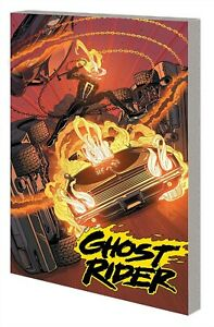 GHOST RIDER ROBBIE REYES COMPLETE COLLECTION TP (MARVEL 2021) 3821
