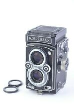EXC++ ROLLEI ROLLEIFLEX AUTOMAT K4A w/75mm F3.5 LENS, TESTED, ACCURATE
