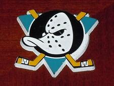 ANAHEIM MIGHTY DUCKS Vintage Old NHL RUBBER Hockey FRIDGE MAGNET Standings Board