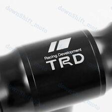 Black TRD  Car Shift Knob Aircraft Joystick Transmission Racing Gear Shifter
