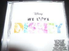 We Love Disney Various CD (Dannii Minogue Kimbra David Campbell) - New