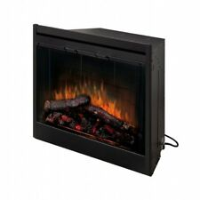 Dimplex Bf45Dxp 45-Inch Deluxe Built-In Electric Firebox with Resin Logs