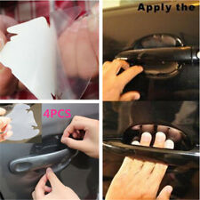 4 * Unsichtbare klare Auto-Seitentürgriff-Lack-Kratzer-Schutz-Aufkleber-Schutz