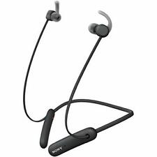 With Sony wireless stereo headset / microphone / 2020 model black ... from Japan
