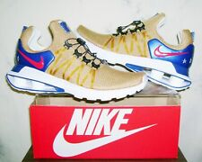 New NIKE SHOX GRAVITY Sz 10.5 OLYMPIC GOLD World Cup Shoes 10 1/2 FAST SHIPPING!