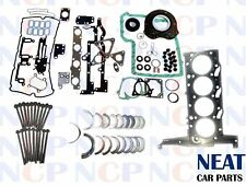 FORD TRANSIT MK6 2.4 RWD FULL ENGINE REBUILD SET & HEAD GASKET SET 2000 - 2006