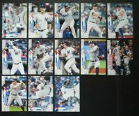 2020 Topps Series 2 New York Yankees Base Team Set of 13 Baseball Cards